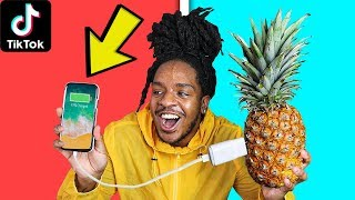 WE TESTED VIRAL TikTok LIFE HACKS... (LIFE CHANGING) *PART 2*