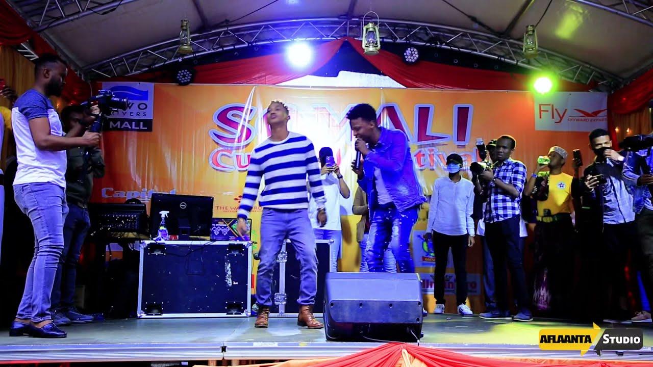 Khadar Keyow Oo Kala Kiciyay  Nairobi Somali Culture Festival
