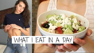 One of Jessica Clements's most viewed videos: What I eat in a day | Veggie | Jessica Clements