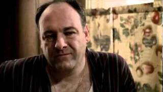 Sopranos: Perfecting That Pissy Look On Your Face