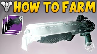 Destiny: STOLEN WILL FARM GUIDE! Easy 5 Minute Run Tutorial For 335 Strike Loot (April Update)