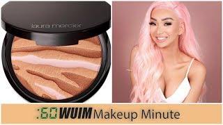 Laura Mercier Drops the Exotique Face Illuminator + Nikita Dragun Collabs w/Bellami! | Makeup Minute
