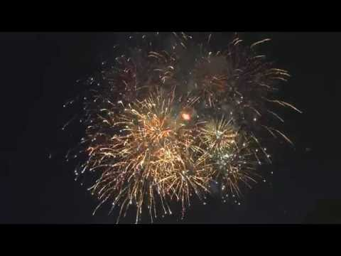 4th July Fireworks - Brussels - American School - Nato - DBK Fireworks - 2016
