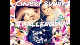 Chubby Bunny CHALLENGE!!! Thumbnail