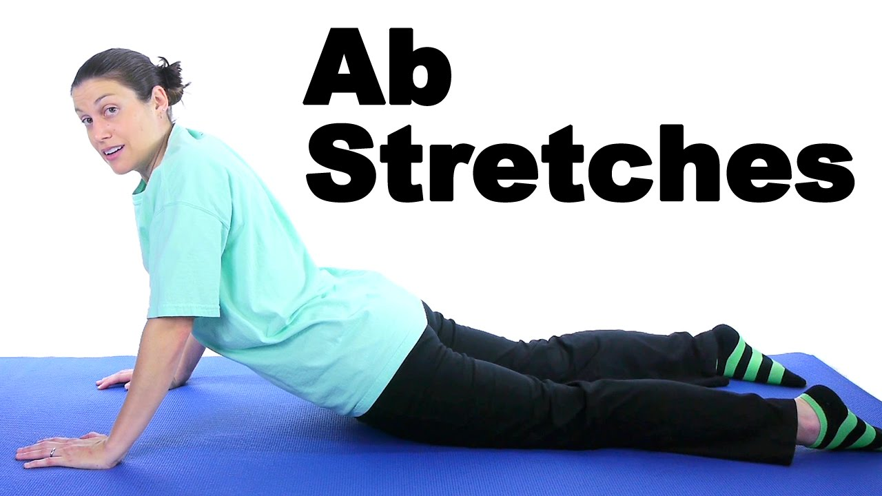 26dcb9369f4 Ab Stretches - Ask Doctor Jo - YouTube