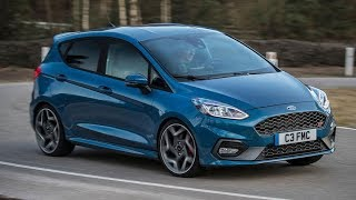 2018 Ford Fiesta Review - Driving The Best Roads In Europe !!