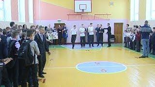 Ученики коррекционной школы поедут на международную олимпиаду