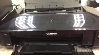Canon Pixma iX6870 replace print head