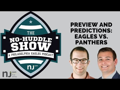 NFL Week 7: Eagles vs. Panthers preview and predictions