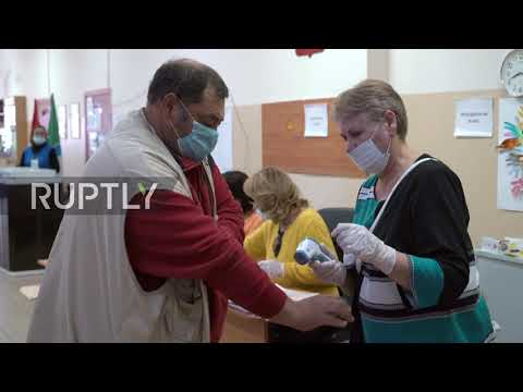 Russia: Voters head to polling stations on single voting day