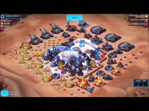 Star Wars Commander - Level X Attacks (Probably Last) - Windows Version of SWC is Being Shut Down