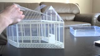 Building A Miniature Greenhouse