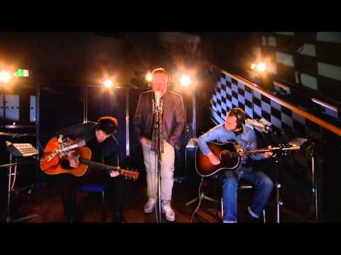 Simple Minds - Alive and Kicking (live on BBC Radio Scotland)