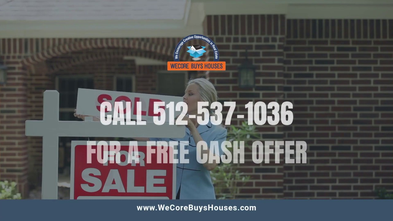 We Buy Houses in Leander TX - CALL 512-537-1036