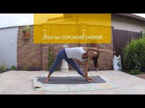 Joga na doplnenie energie | 30 minút