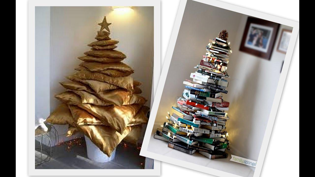 34 arboles de navidad originales que tu mismo puedes hacer - Arbol de navidad original ...