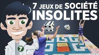 7 jeux de société insolites