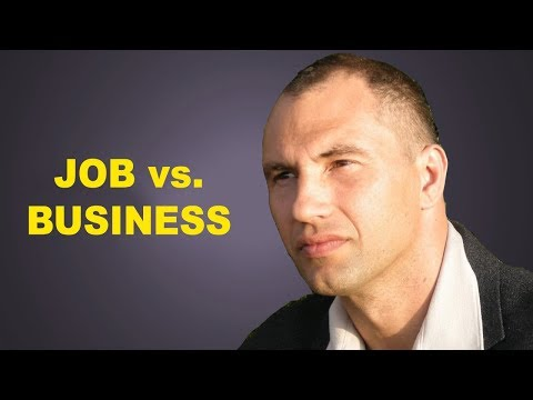 Job vs. Business (What should I do?) in Vedic Astrology