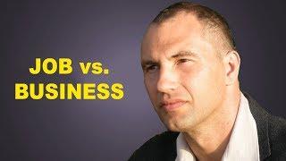 Job vs. Business (What should I do?) career in Vedic Astrology