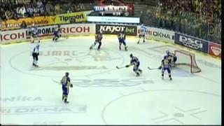 7 zápas finále play off  HC Zlín x HC Škoda Plzeň