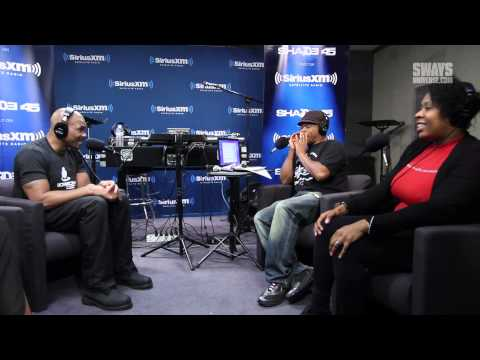 """DMC Performs """"Sucker MCs"""" on Sway in the Morning 