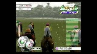 Gallop Racer 2001 PlayStation 2
