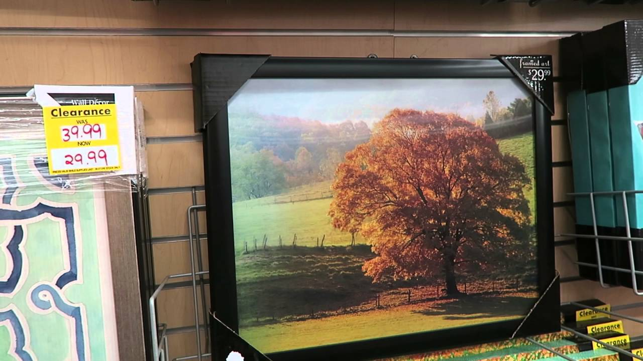 Season Changing Wall Art 3d Bed Bath And Beyond Youtube