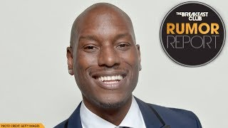 Tyrese Accused Of Skipping Visits With Daughter
