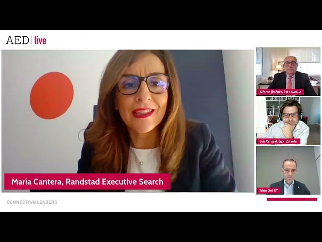 Debate Online I Tendencias en el mercado de directivos