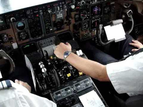 MD88 Cockpit