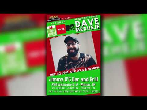Interview with Comedian Dave Merheje by Kevin Blondin
