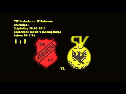 2015-08-30 / 2. Spieltag / Kreisliga A / TSV Kreischa-SV Rabenau
