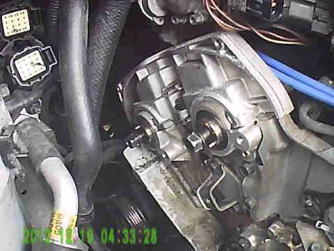 Torque Converter Replacement >> Oil seal remover.Kia sedona 3.5 - YouTube