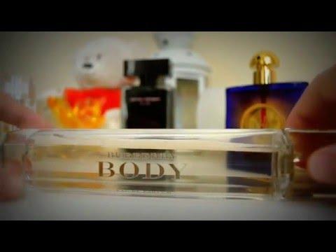 Моя коллекция парфюма (часть 2) / МОИ ПАРФЮМЫ