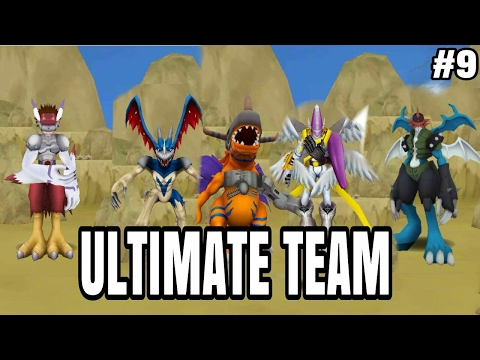 LENGKAP SUDAH TEAM ULTIMATE ✔ - DIGI CHRONICLE - INDONESIA ANDROID GAMEPLAY