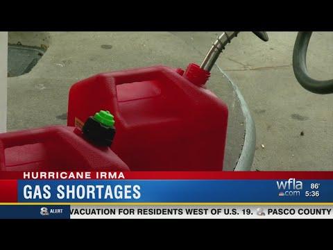 Gas Shortages