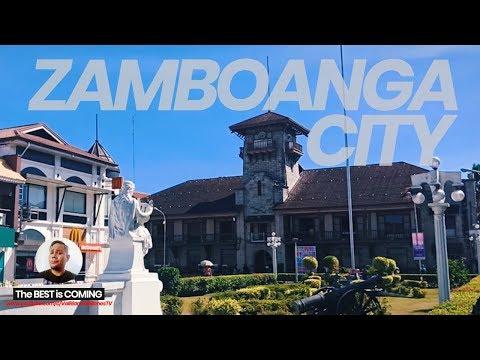 Zamboanga City Philippines   Asia's Latin City