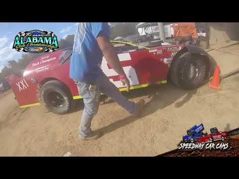 #15 Don Don Cook - Hobby - 9-22-19 East Alabama Motor Speedway - In-Car Camera