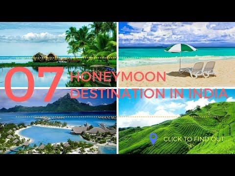 7 Best Honeymoon  Destinations in India