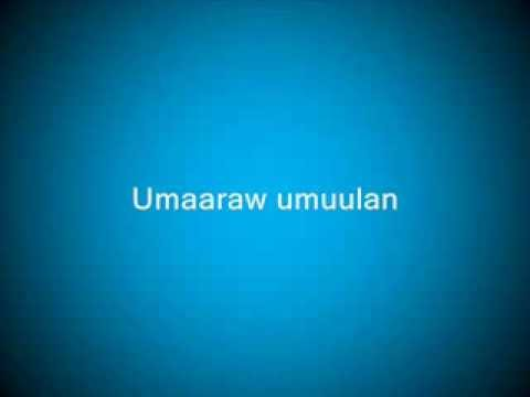 Umaaraw Umuulan  Rivermaya with lyrics