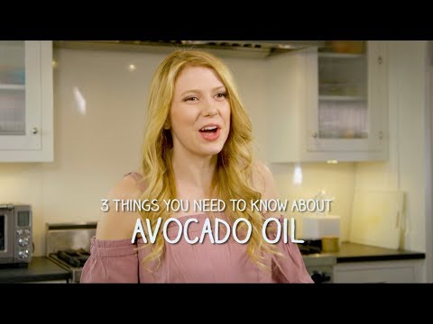 3 Things You Need To Know About Avocado Oil