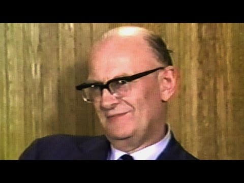 Interview with author/futurist Arthur C. Clarke, from an AT&T-MIT Conference, 1976