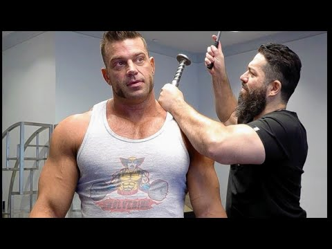 THE MACHINE GETS HAMMERED? AEW Star BRIAN CAGE EPIC ADJUSTMENT