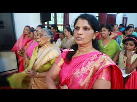 Aadhya vivaha naalil marthoma wedding