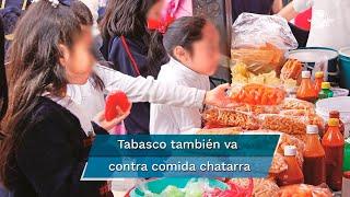 El gobernador Adán Augusto López señaló que una de las enseñanzas de esta pandemia es que se deben promover prácticas de nutrición saludable para la prevención de enfermedades