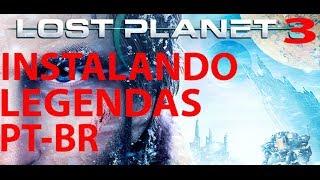 TUTORIAL   Colocando legendas em português Lost Planet 3