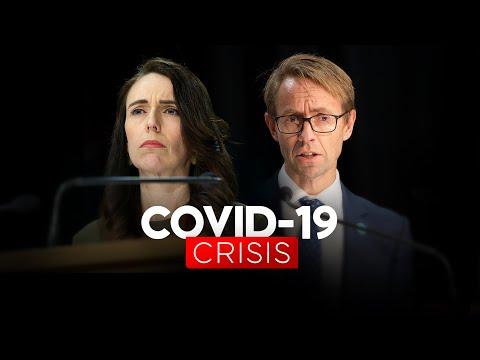 Live: Covid-19 Community Case In NZ; Jacinda Ardern, Ashley Bloomfield Speak After Cabinet Meeting