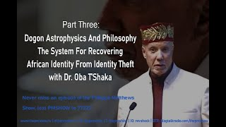 Dogon Astrophysics And Philosophy The System For Recovering African Identity From Identity Theft