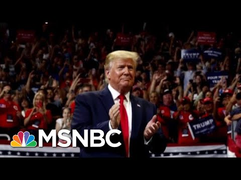 President Donald Trump's 2020 Kick-Off Rally: I Think We've Seen This Before | Deadline | MSNBC