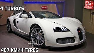 Bugatti Veyron Grand Sport Videos